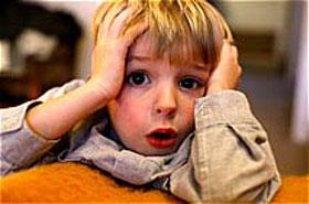 استرس بچه ها را جدی بگیرید