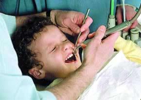 كدام محيط دندانپزشكي مناسب كودك ماست