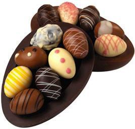 به کودکتان شکلات جایزه ندهید