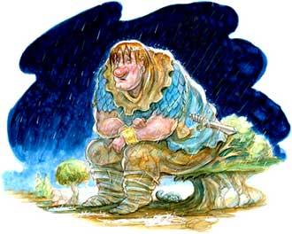 قصه کودکان قصه کودکانه خانم غول و آقا غول