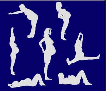 مناسبترین ورزشهای دوران بارداری