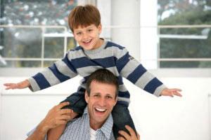 پدران بخوانند: رمز تربیت پسر موفق!