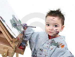 تکنیک های خلاقیت برای کودکان