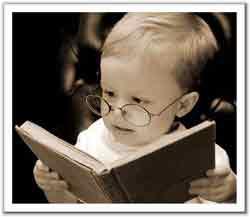 تشویق به کتاب خوانی در کودکان