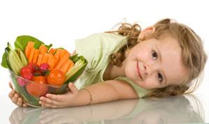 تغذیه مناسب در مهد کودک