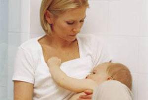 درمان ترک سینه ها بعد از شیردهی