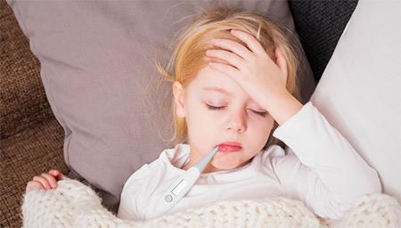 سرماخوردگی نوزاد زیر 6 ماه