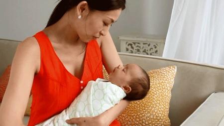 روش خواباندن کودک بعد از شیر گرفتن,روش خواباندن کودک که از شیر گرفته شده,مشکل خواباندن کودک بعد از شیر گرفتن