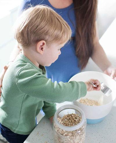 آشپزی کودکان,آشپزی با کودک,روانشناسی کودک