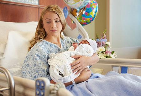 زمان تولید شدن شیر مادر بعد از زایمان