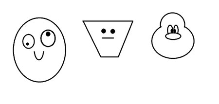 نقاشی چهره های کارتونی,آموزش کشیدن چهره کارتونی,نحوه کشیدن چهره های خنده دار کارتونی