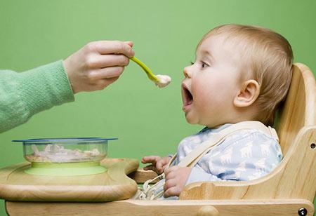 سرلاک,زمان دادن سرلاک به نوزاد,انواع سرلاک