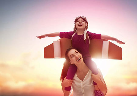 جملات تاثیرگذار بر کودک,راههای تقویت حس ارزشمند بودن در کودک,تربیت کودک