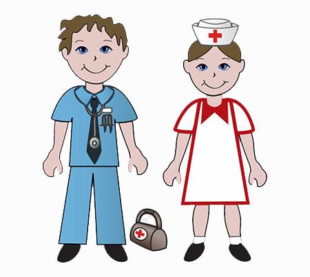 شعر کودکانه در مورد پرستار,شعر پرستار برای مهدکودک,شعر پرستار کودکانه