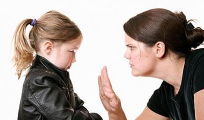 رفتار کودکان,عادت های بد رفتاری در کودکان,تنبیه کودک