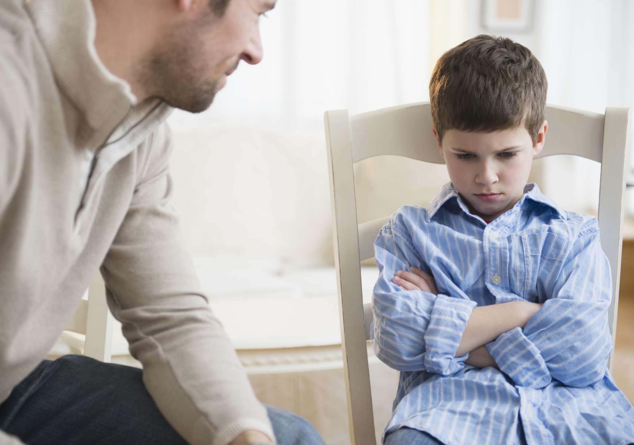 جلوگیری از نافرمانی در کودکان , نافرمانی در کودکان , اختلال نافرمانی کودک