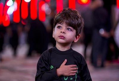آشنا کردن کودکان با معارف کربلا,آشنا کردن کودکان با محرم,مفهوم محرم برای کودکان