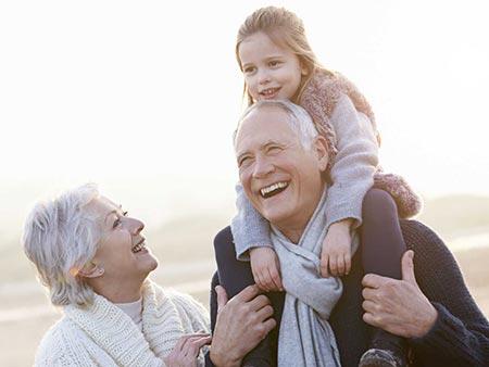 نگهداری از فرزند,سپردن کودک به پدربزرگ و مادربزرگ ها,تربیت فرزندان