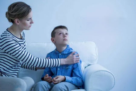 ام اس در کودکان,علائم بیماری ام اس در کودکان,درمان کودک مبتلا به ام اس