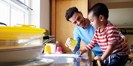 مسئولیت پذیری کودکان,تربیت فرزندان,تربیت کودکان
