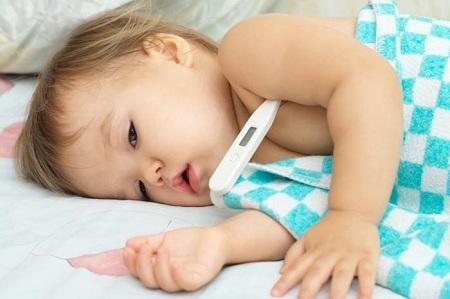 تشنج ناشی از تب, تشنج ناشی از تب در کودکان, دلیل بیمار تشنج ناشی از تب