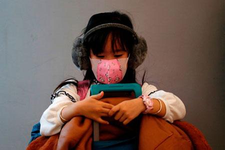 استرس کودکان ناشی از شیوع بیماری کرونا