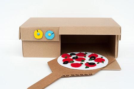 کاردستی با جعبه کفش,ساخت کاردستی با جعبه کفش