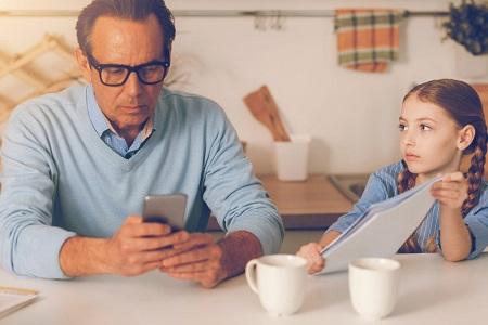 سندرم مسئله با پدر چیست, سندرم ددی ایشو, نشانه های سندرم مسئله با پدر