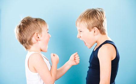 آموزش دفاع کردن از خود به کودکان,دعوای کودکان,تربیت کودک