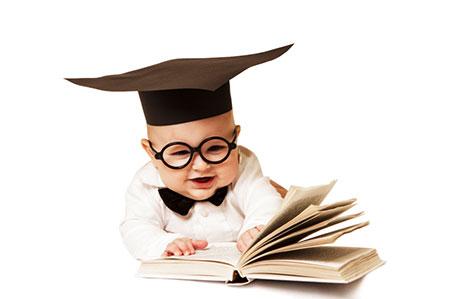 تست هوش نوزاد,تشخیص هوش نوزادان,تشخیص هوش کودکان