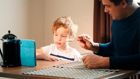 فواید بازی های دیجیتال برای کودکان