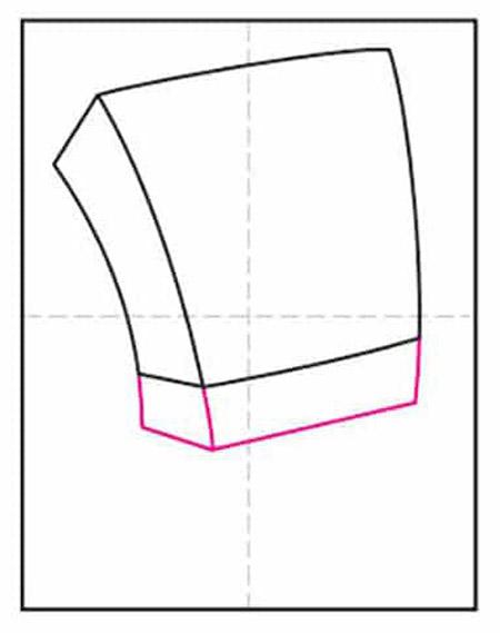 نقاشی باب اسفنجی, کشیدن نقاشی باب اسفنجی,آموزش ساده کشیدن نقاشی باب اسفنجی