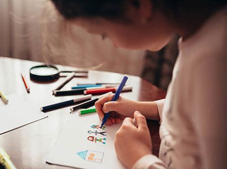 نقاشی کودکان, تفسیر نقاشی کودکان, تفسیر نقاشی بچه ها