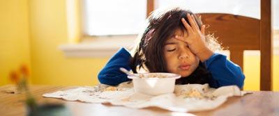 غذای کودکان,میزان غذای کودکان,میزان خواب کودکان