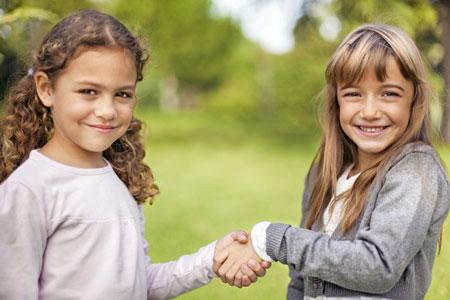 آموزش سلام کردن به کودک,آموزش آداب معاشرت به کودکان,شعر کودکانه درباره ي سلام
