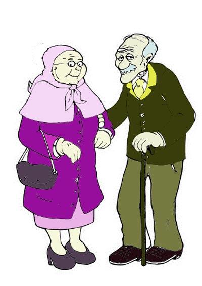 داستان و شعر کودکانه به مناسبت روز سالمندان