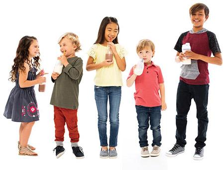 خوراکی برای بلند شدن قد کودکان,خوراکی های مفید برای بلند شدن قد کودکان