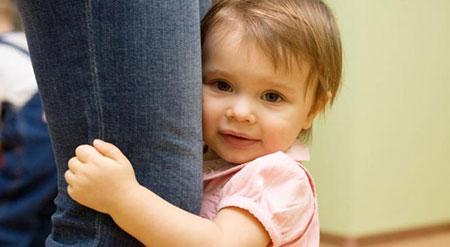 ترس در کودکان,درمان ترس و اضطراب,نحوه رفتار با کودک ترسو