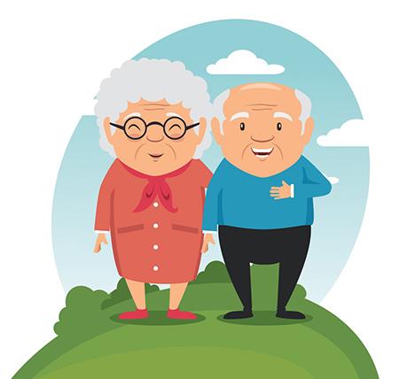 شعر پدر بزرگ,شعر کودکانه درباره پدربزرگ و مادر بزرگ,شعر کودکانه در مورد مادربزرگ و پدربزرگ