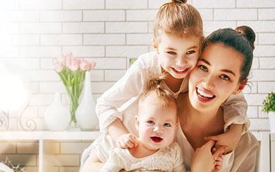 مادران شاد,راهکارهایی برای شاد بودن زنان,مادر شاد