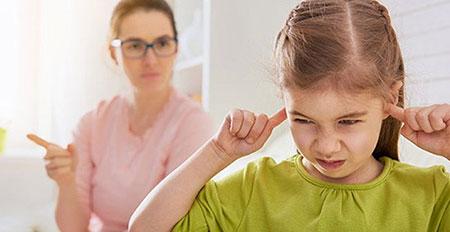 سخت گیری والدین برای کودکان,سخت گیری کردن برای کودکان,حد و مرز سخت گیری با کودکان