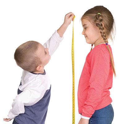 روشهای طبیعی افزایش قد کودکان,افزایش رشد کودک,روشهایی برای بلند قد شدن