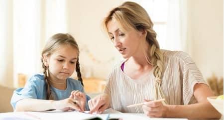 روشهای کمک به کودکان در انجام تکالیف مدرسه