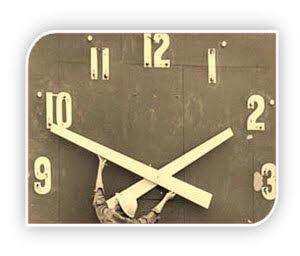 مامان بگم ساعت چنده !!!