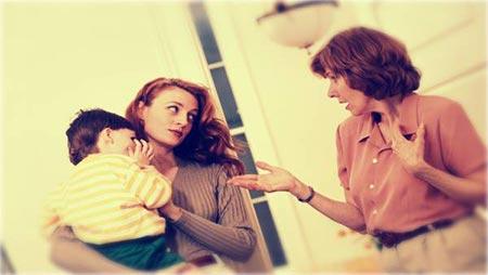 تربیت فرزند,دخالت دیگران در تربیت فرزندان,اصول تربیتی فرزندان