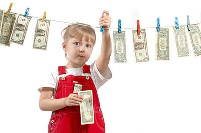 پولدار شدن, بچه های قانون شکن,نشانه های پولدار شدن بچه ها