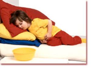 مسمومیت یکی از بیماری های شایع کودکان