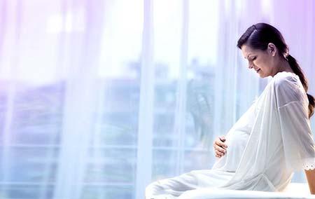 ،وضعیت مادر در هفته سی و هفتم بارداری