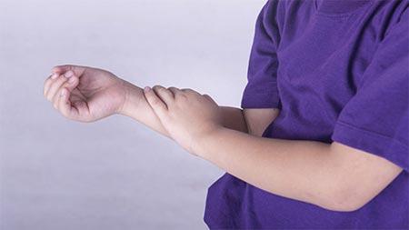 درد مفاصل کودکان,علت درد مفاصل کودکان,درد رشد