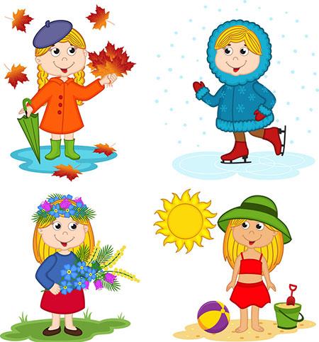 شعر آموزش فصل ها به کودکان,شعر فصل ها,شعر فصل های سال برای کودکان